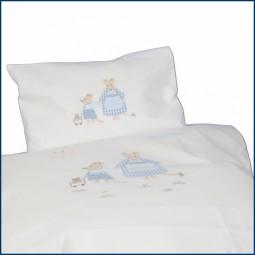 Bettwäsche Kinderwagen 'Maus'