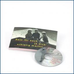 Dass ihr euch ja nich' schietig macht! 111 Lieder und Spiele von Hamburger Straßen und Höfen. Mit CD