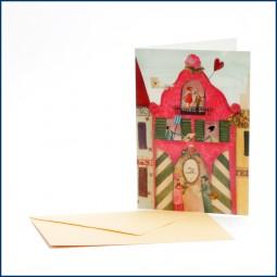 Doppelkarte 'My Castle'