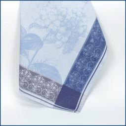 Geschirrhandtuch Hortensia Bleu