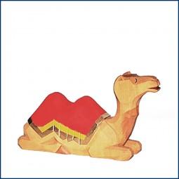 Kamel, liegend