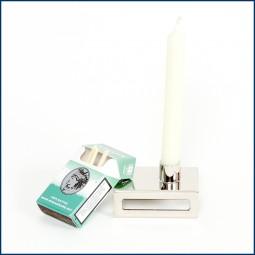MATCHBOX Kerzenhalter für Streichholzschachtel