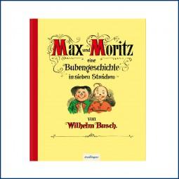 Max und Moritz - Jubiläumsausgabe