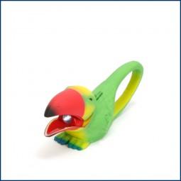 Taschenlampe Papagei