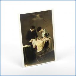 Postkarte 'Geburt'