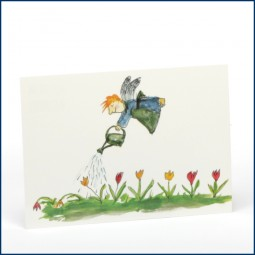 Postkarte 'Rettungsflieger'