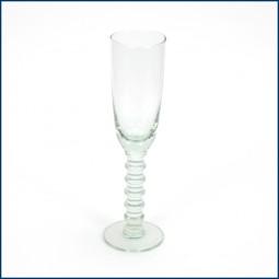 Sektglas Grünglas