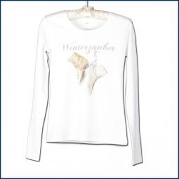 Langarm T-Shirt 'Winterzauber'