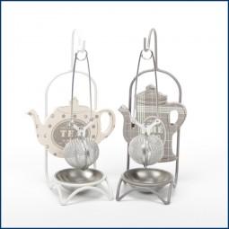 Teeständer 'Assam', 2er Set