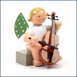 Engel mit Violincello