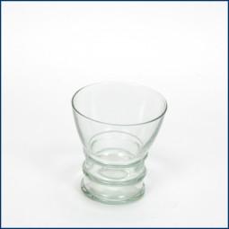 Wasserglas Grünglas