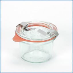 Weck Rundrand-Glas 60